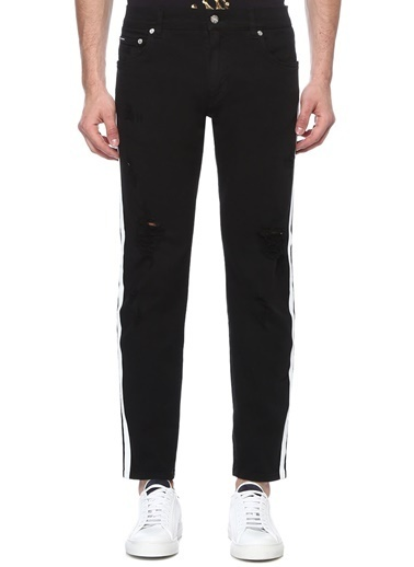 Dolce&Gabbana Jean Pantolon Siyah